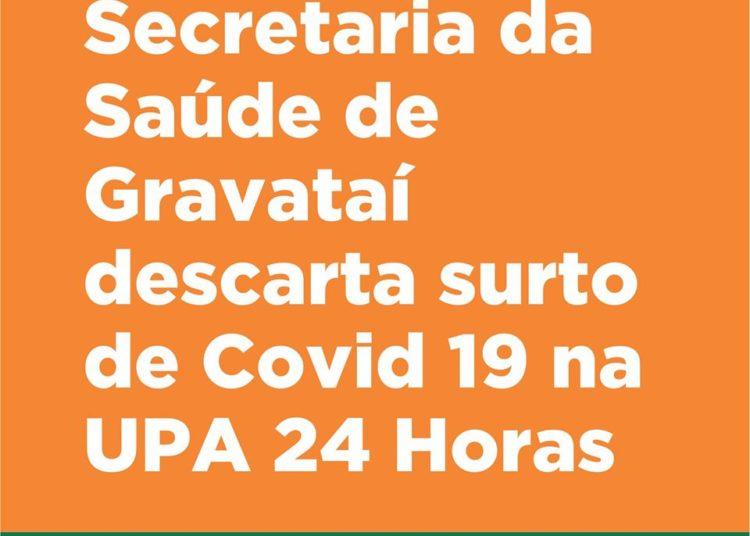 Prefeitura de Gravataí emitiu comunicado na noite desta sexta-feira, 15 — PMG