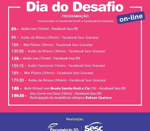 Divulgação — Sesc/Gravataí