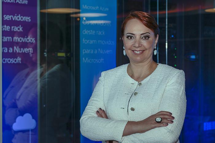 Tânia Cosentino ganhou reconhecimento nacional e internacional graças ao seu trabalho em sustentabilidade — Foto: Divulgação