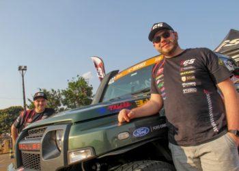 Tiago e Gustavo são os atuais campeões da categoria Master no Rally Regularidade