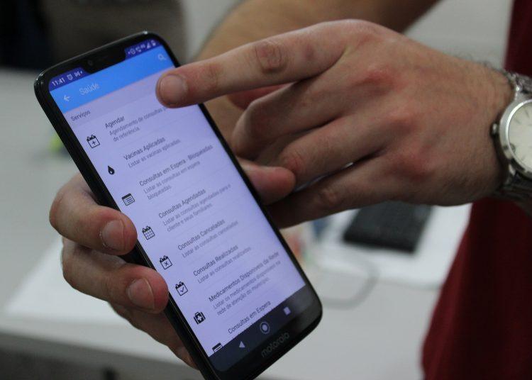 Teleagendamento online é aposta da Prefeitura de Gravataí para melhorar serviço de marcação de consultas — Fotos: Rafael Trajano