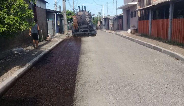 Fotos: Secretaria Municipal de Obras