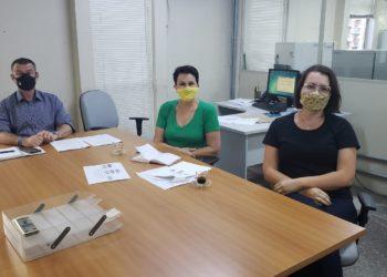 Reunião com representante do Observatório Social de Gravataí Glorinha