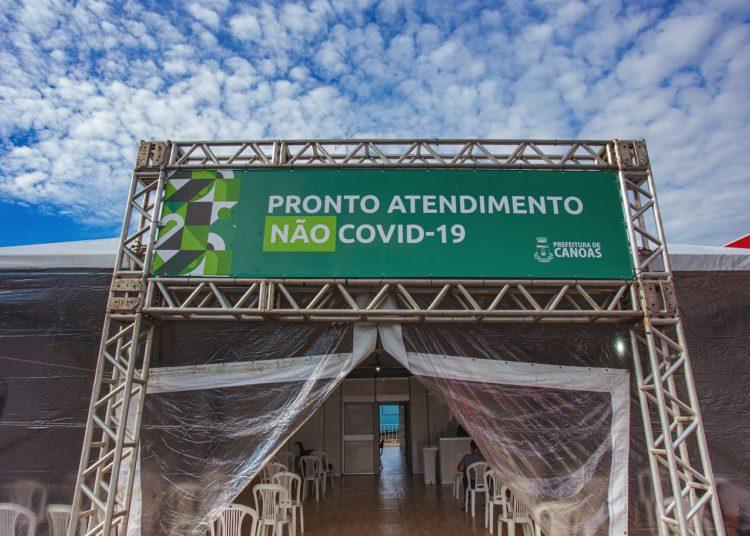 Estruturas voltam a atender, a partir de quinta-feira (8), casos NÃO Covid — Foto: Alisson Moura