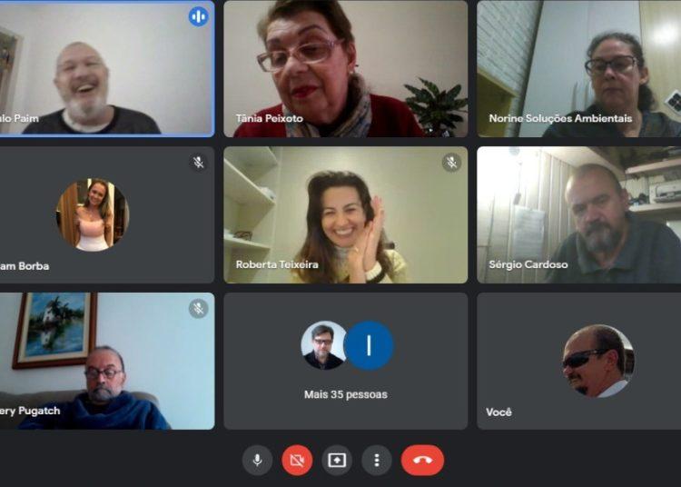 Reunião virtual elegeu nova presidência do Comitê Gravataí