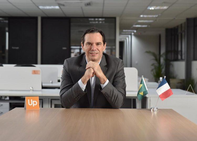 Rodrigo Caiado, diretor de Experiência do Cliente da Up Brasil — Divulgação
