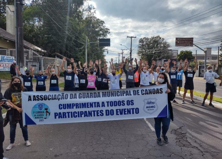 Foto: Guarda Municipal de Canoas/Divulgação